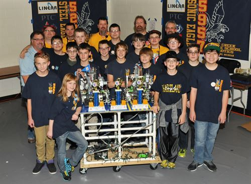 Image Gallery robotics club